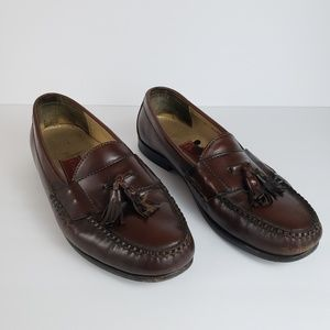 Cole Haan City 3508 Mens Brown Leather Loafer